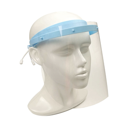 Face Shields With Elastic Belt