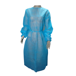 Tie-Back Protective Gowns